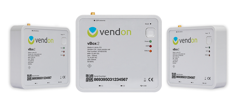 Telemetry for Vending & Coffee machines | Vendon