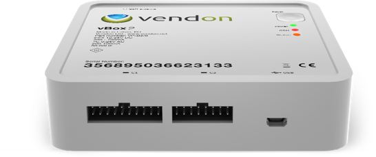Telemetry for Vending and Coffee | Vendon
