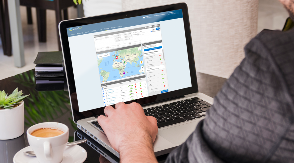 Eliminate unnecessary visits and save on travel costs with Vendon Route Planning